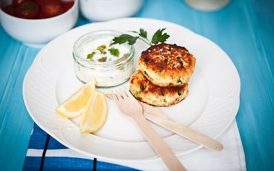 CORNISH CRAB CAKES
